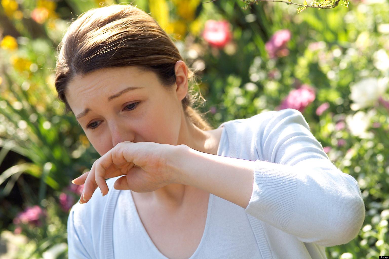 Кашель при аллергии при беременности