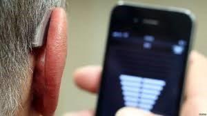 smartphone hearing aids